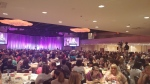 Over 2,000 romance writers in one room! Amazing!